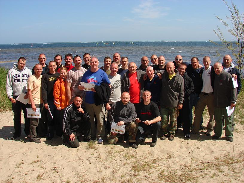 Międzynarodowy Staż IPDTA w Pucku 2008r